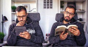 القراءة في الكتب الورقية أم القراءة الديجيتال ؟